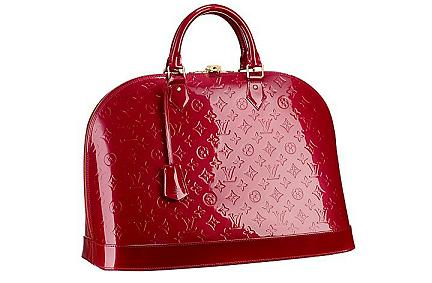 Louis Vuitton Borsa Rossa