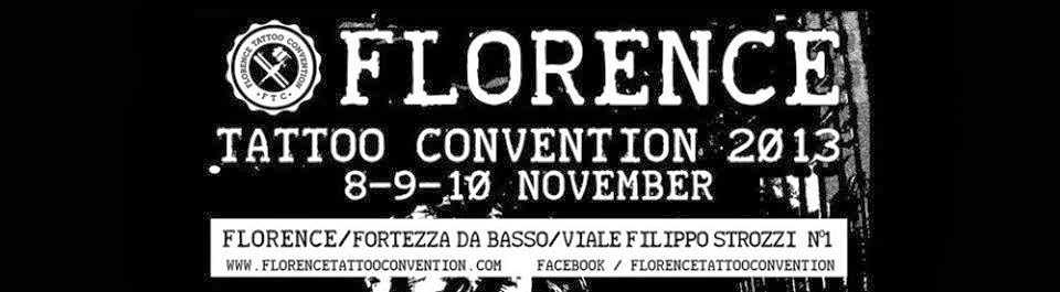 florence tatoo convention