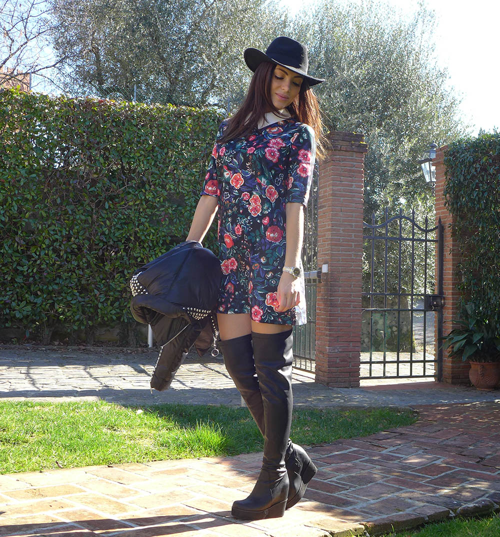 outfit fiori 3